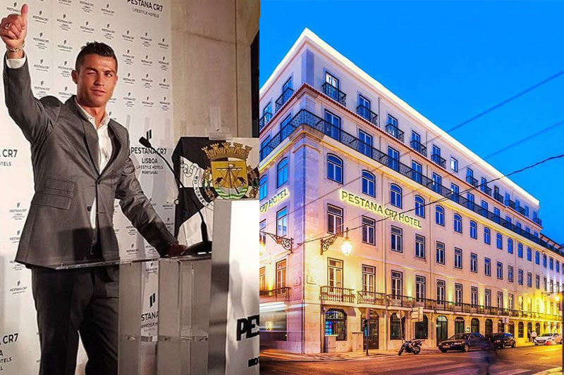 Ronaldo launches 2nd hotel, wants to play for Madrid till he's 40