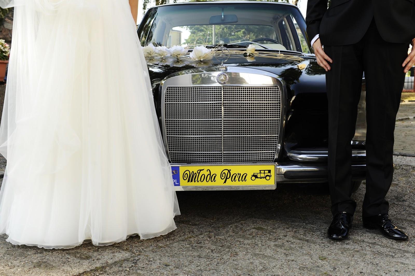Czym do ślubu