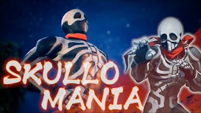 Fighting EX Layer game Skullomania