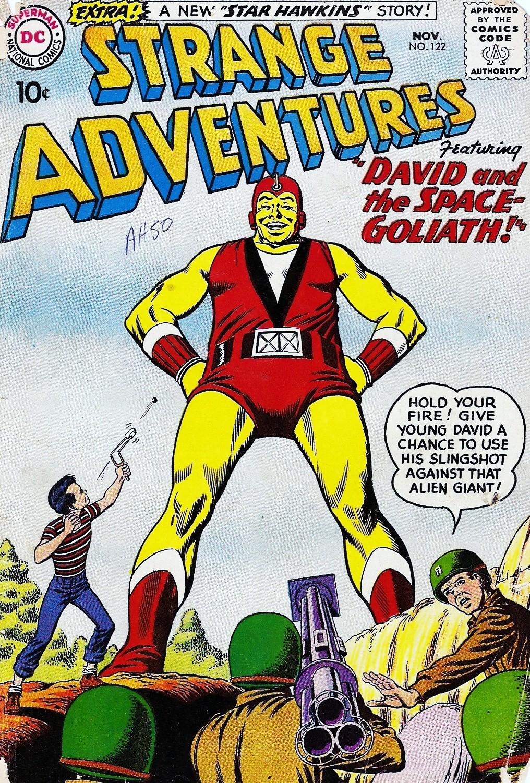 Strange Adventures (1950) issue 122 - Page 1