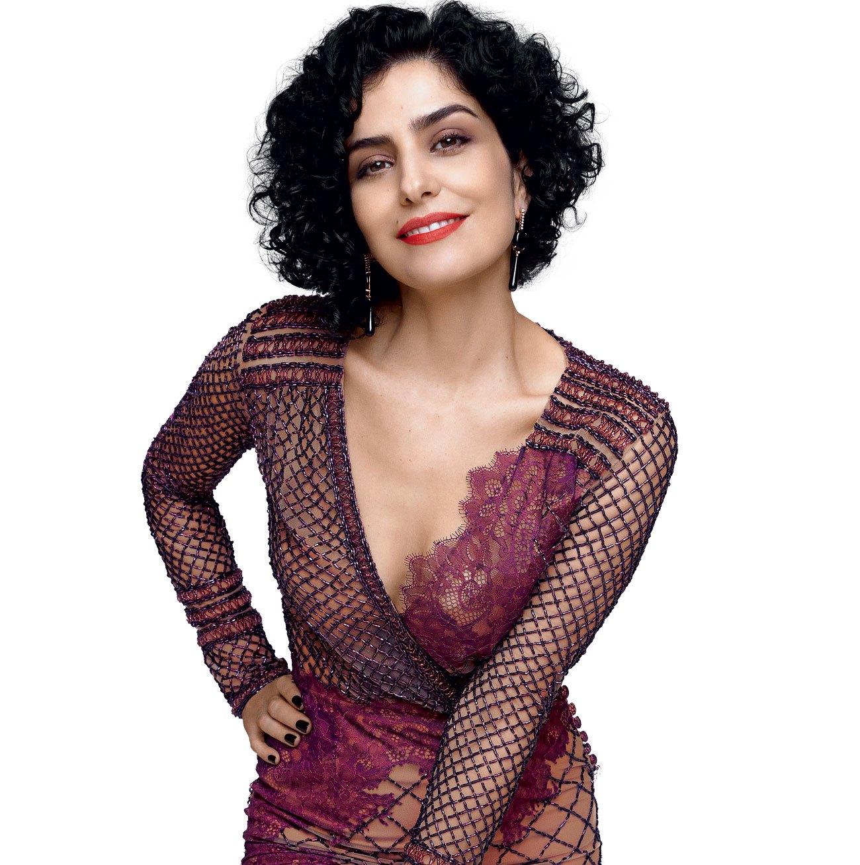 Letícia Sabatella com estilo