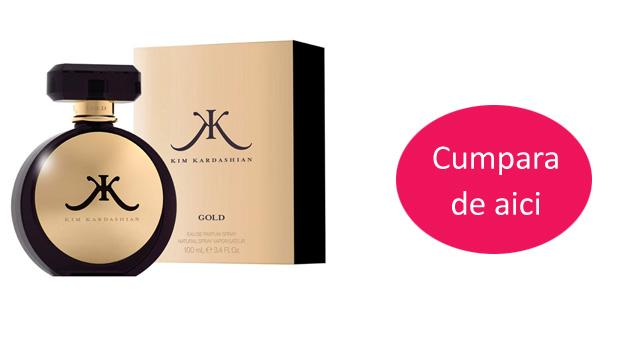 Parfum Gold Kim Kardashian pentru femei