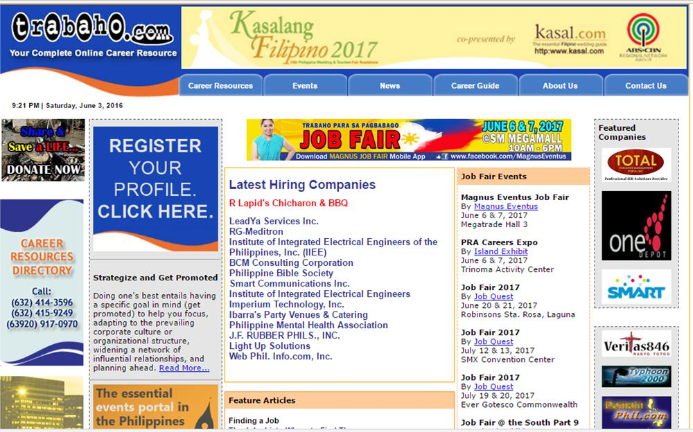 kulturang pinoy  places where filipinos can find jobs online