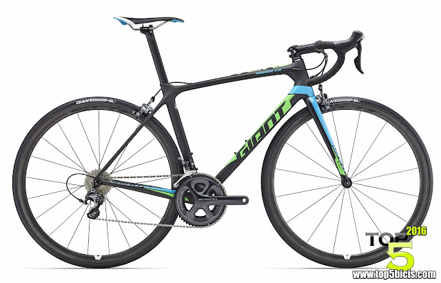 Giant TCR AVANCED PRO 1, la bici perfecta