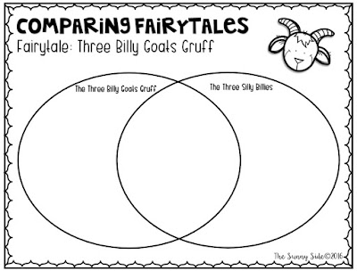 The Sunny Side: Figuring out Fractured Fairytales!