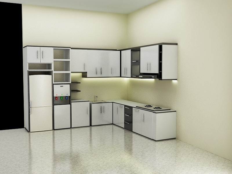 Jasa Kitchen Set Malang Kitchen Set Minimalis Malang
