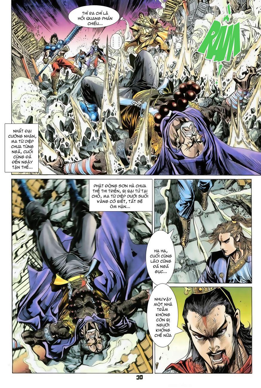 Đại Đường Uy Long chapter 77 trang 37