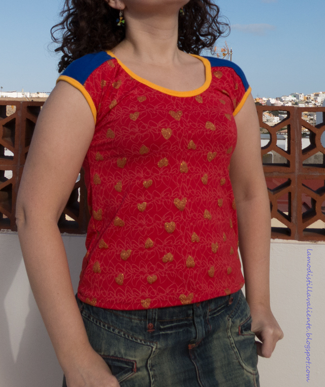 Camiseta Spiderwoman