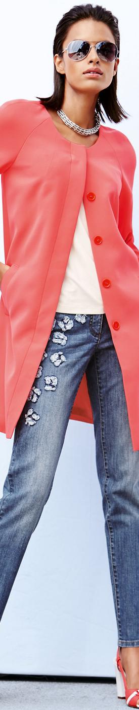 MADELEINE Coral Jacket