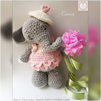 http://amigurumislandia.blogspot.com.ar/2018/11/amigurumi-elefantita-emma-tarturumies.html