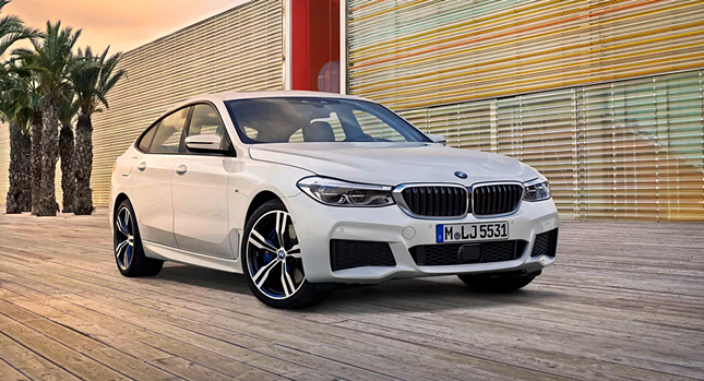 2018 BMW 640i xDrive Gran Turismo Release Date, Price and Specs