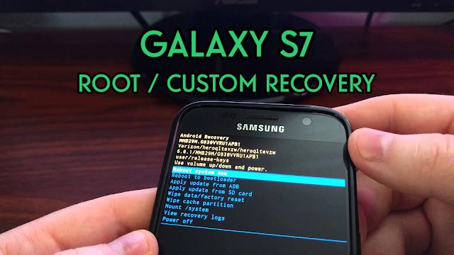 Como instalar Recovery e Root no Galaxy S7