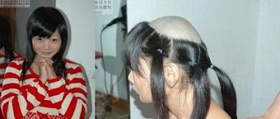 Gaya Rambut Wanita