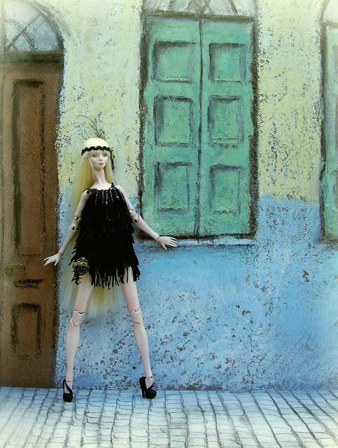 porcelain bjd malena tango doll buenos aires bahia blanca