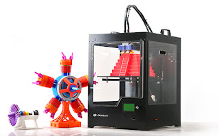 Mankati Fullscale XT Plus 3D Printer Review and Driver Download