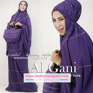 mukena%2Bmadina7 Koleksi Mukena Al Ghani Terbaru Original