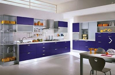 Recent Minimalist Kitchen Set Model