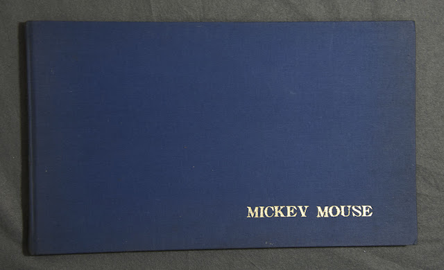 Collection of Mickey Mouse strips from Club Anni Trenta