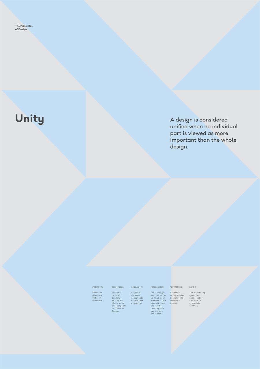 Unity-Principles-of-Design-poster-Gen-Design-Studio