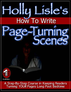 Portada de How to Write Page-Turning Scenes, de Holly Lisle