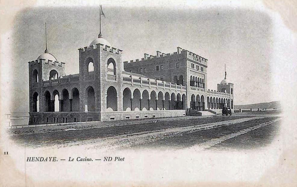 ancien casino ciboure