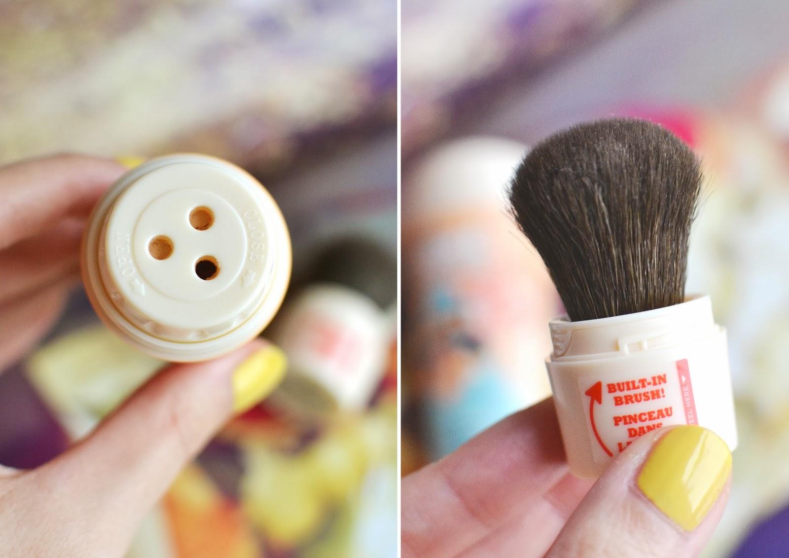 Anti-shine control powder, the best shine control powder