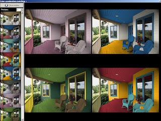 Come pitturare le pareti di casa al pc programmi gratis for Simulatore arredo casa