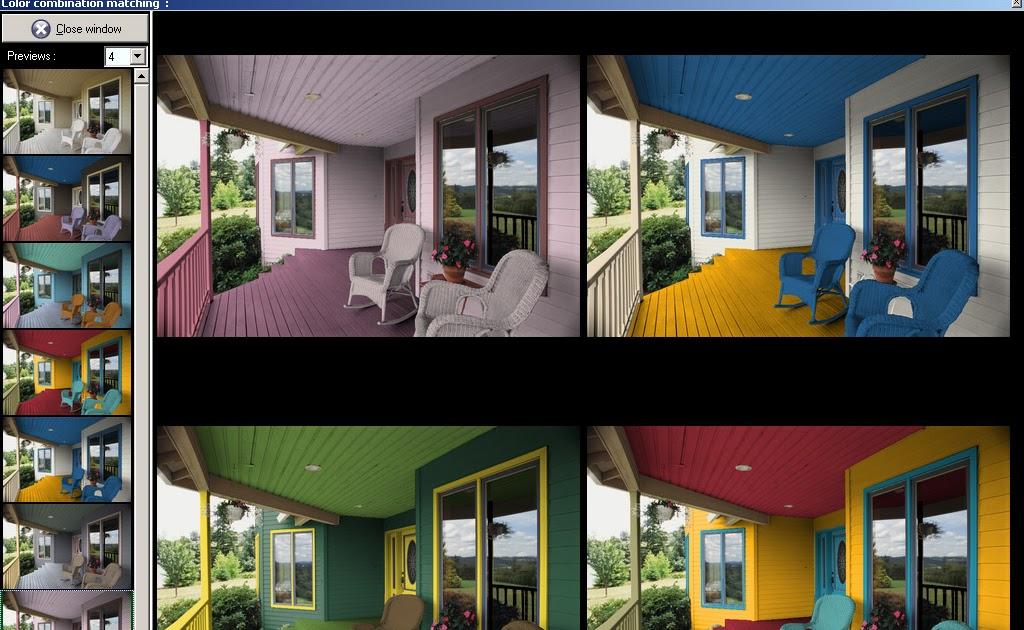 Simulatore Colori Pareti