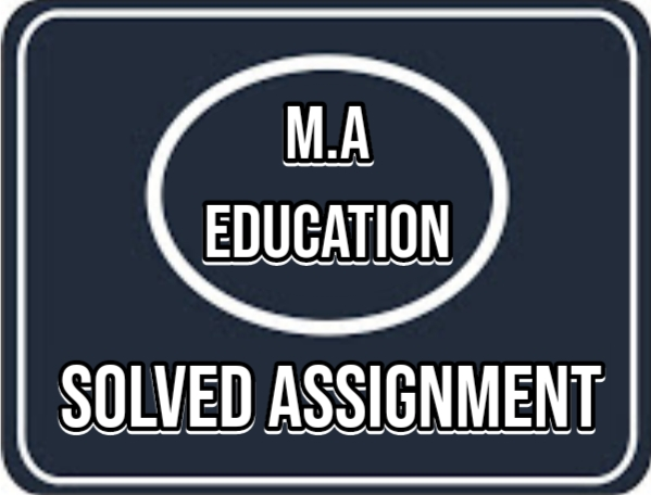 Download AIOU All Level Solved Assignment Autumn 2020 - [MsTrick Spot]