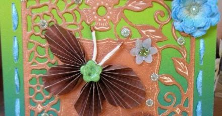 Scrap c ispirazione per il butterfly challenge 50 for Cose in regalo usato