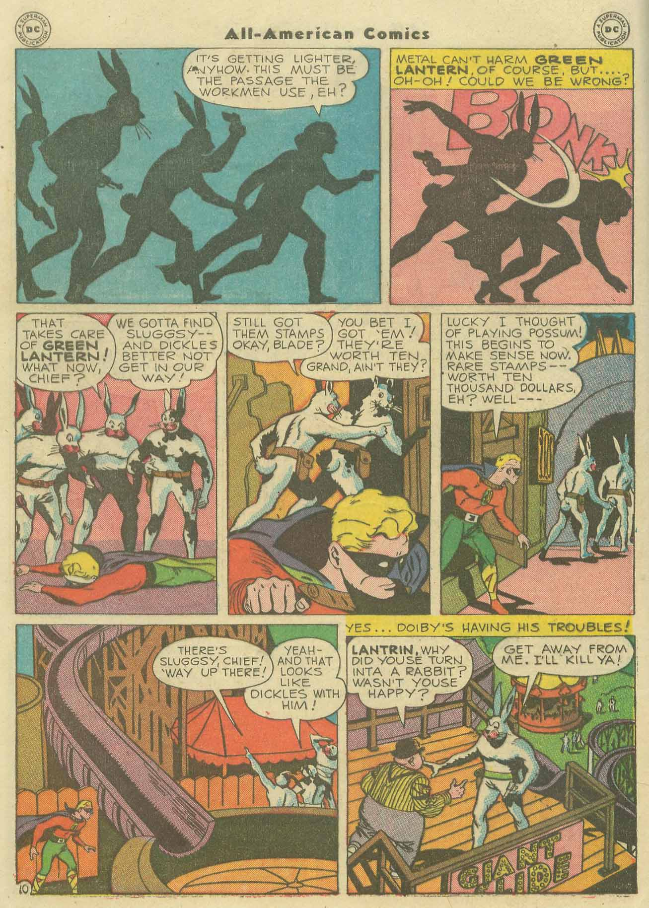 Read online All-American Comics (1939) comic -  Issue #80 - 12