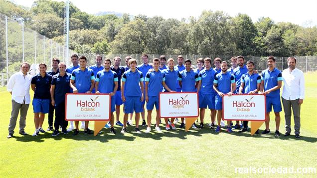 Halcón Viajes se convierte en la agencia oficial de la Real Sociedad