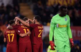 AS Roma vs Spal Live Streaming Today 20-10-2018 Serie A