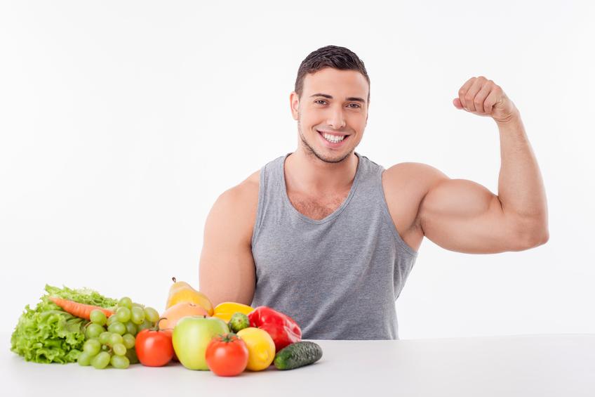 7 اطعمة لعضلات اقوى للرجال