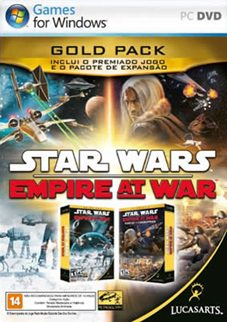 Star Wars: Empire at War - Gold Pack - PC (Download Completo em Torrent)