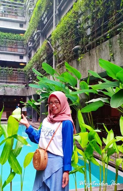 Semalam di Greenhost Boutique Hotel, Yogyakarta