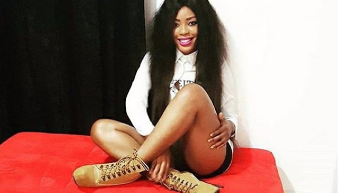 Video: Stop wearing panties and save your life – Actress Baby Blanche