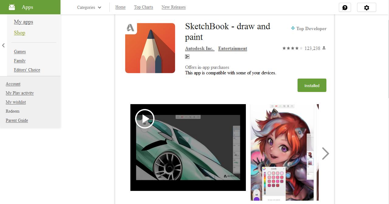 New Found Hobby - The Art of Digital Drawing - Reverie Wonderland