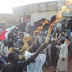 Kaduna: Sen Shehu Sani's supporters sets brooms ablaze, vows to deal with Gov El-Rufai in 2019