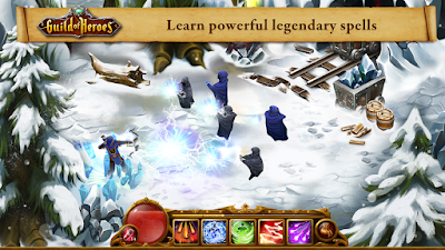 Download Guild Of Heroes v138.6 Apk Terbaru Screenshot 3