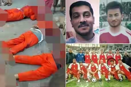ISIS Behead Four Footballers After Declaring 'Football' Anti-Islamic
