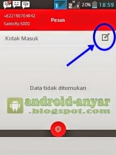 Cara Kirim SMS Gratis dengan Android
