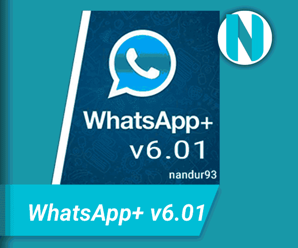 Download WhatssApp Plus Apk Mod v6.01 Nandur93
