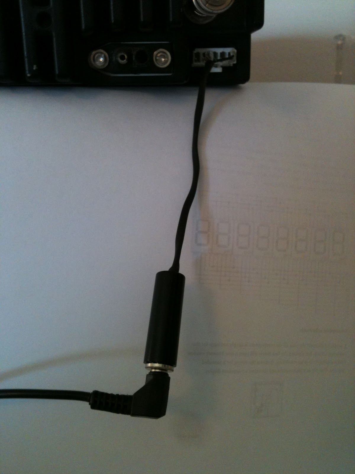 hight resolution of wires from pin 1 ground and pin 4 external speaker