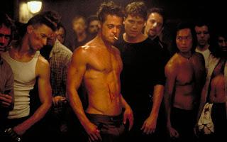 brad pitt movie fight club