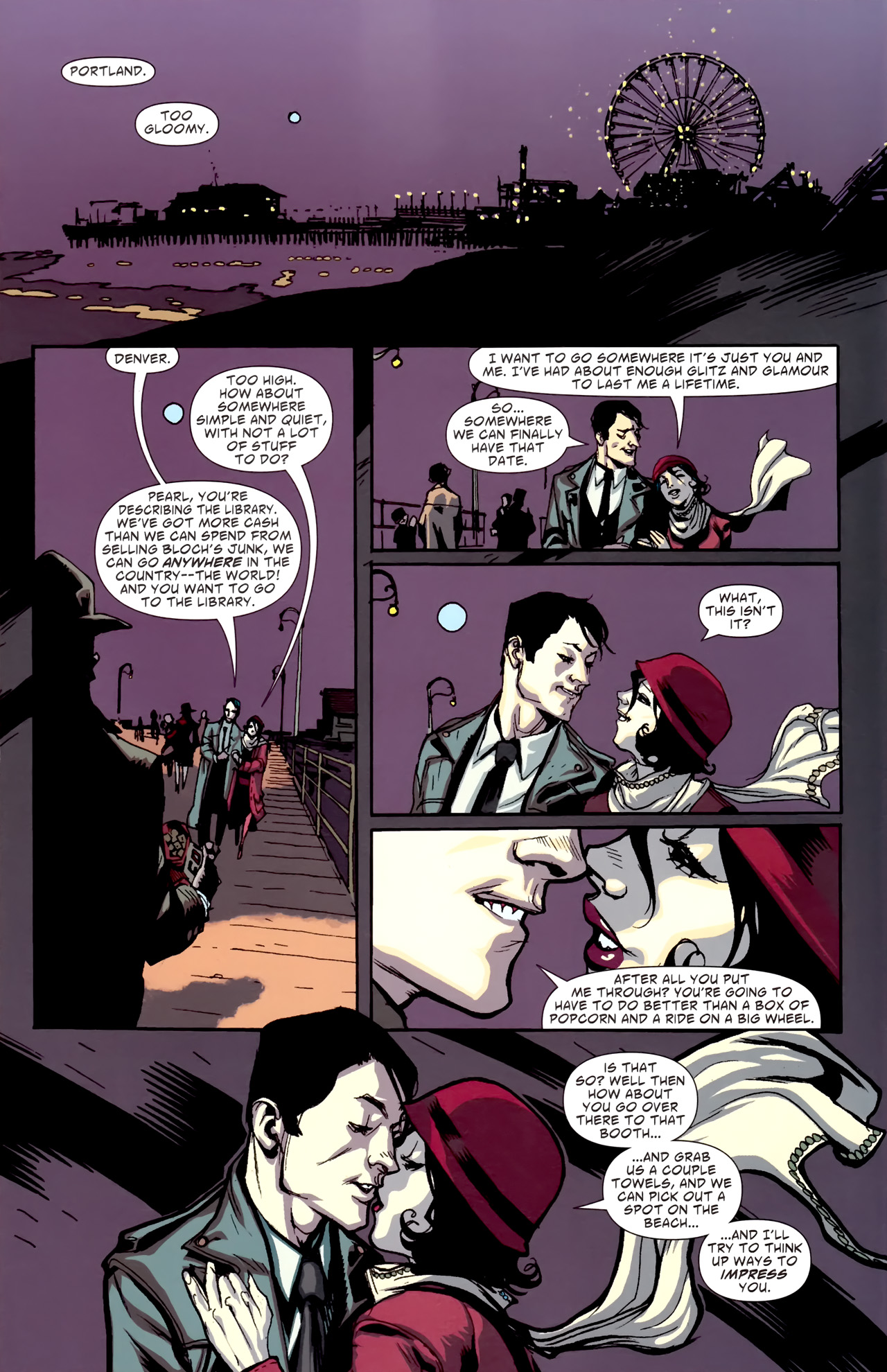 Read online American Vampire comic -  Issue #5 - 15