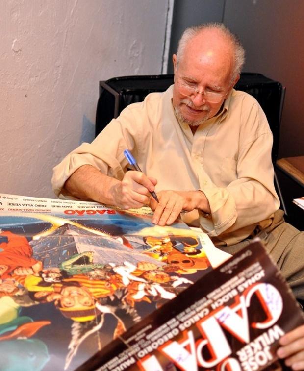 José Luiz Benício, Ilustrações de Benício