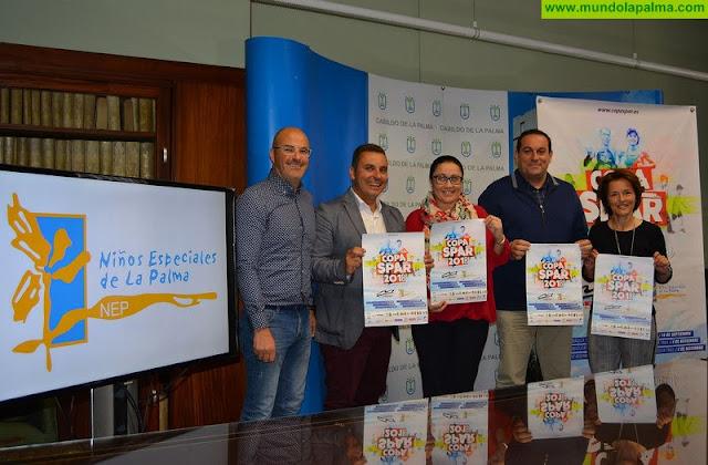 Presentada la Séptima Copa Spar a favor de Niños Especiales de La Palma