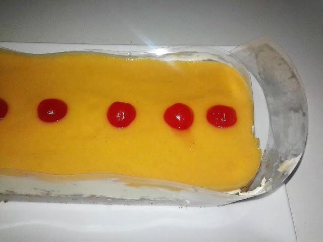 tarta de maracuya