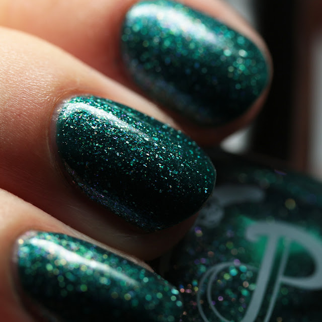 Pretty Jelly Nail Polish Porpita Porpita